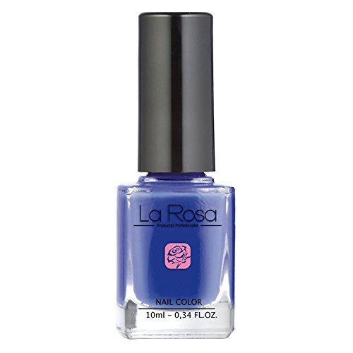 La Rosa - nagellak 10 ml donkerblauw