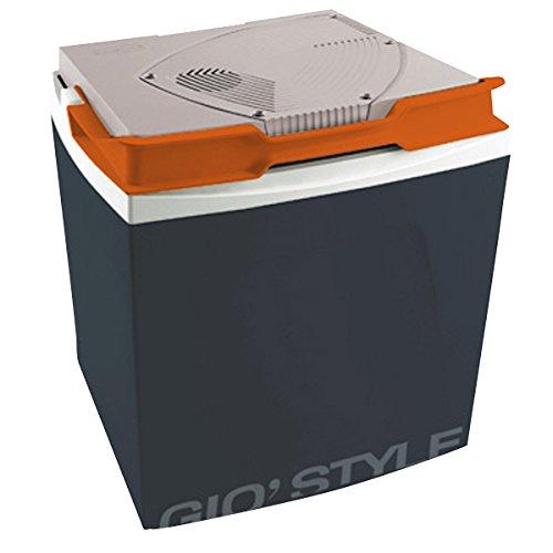 Giò Style Shiver 26 Réfrigérateur électrique 26 l 12 V Gris foncé Dimensions 39,5 x 29,5 x 45 cm