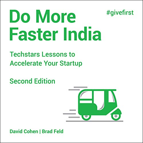 Do More Faster India (2nd Edition) cover art