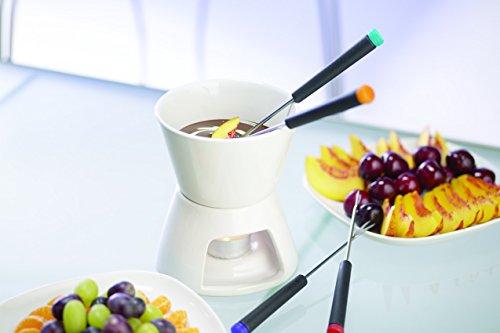KitchenCraft Chocolate Fondue Set in Gift Box