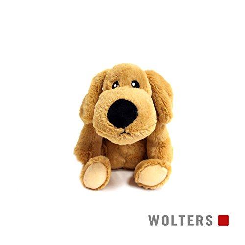 WOLTERS Plüschhund 30 cm beige