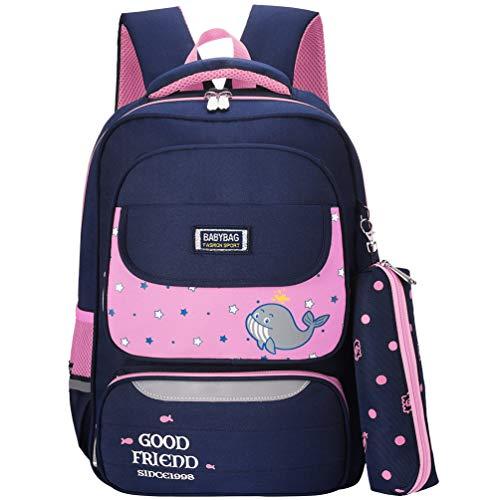 VBG VBIGER Girls School Bags Cute Toddler Backpack Preschool Kids Backpacks