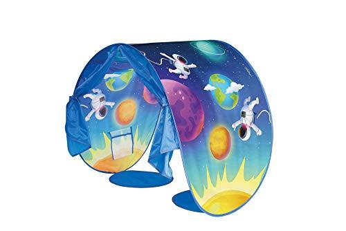 John Gioco Pop up Dream On per Lettino Tenda Dreamtent Galaxy con Luce Notturna, 78109