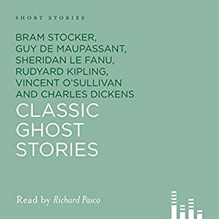 Classic Ghost Stories 1 cover art