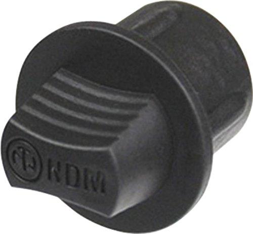 Neutrik Dummy Plug NDM Zur Verwendung mit XLR Chassis Sockel