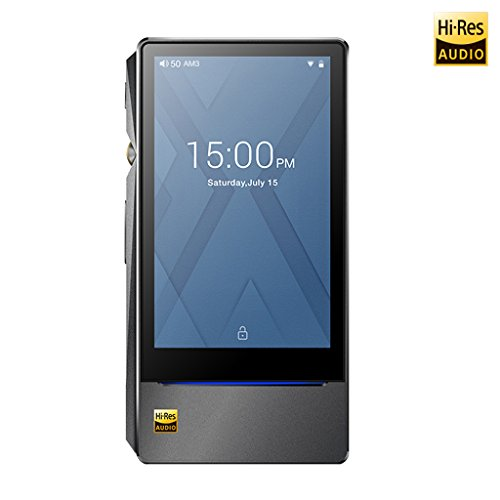 FiiO X7II 64GB with Balacned Module AM3A Android-Based WiFi Bluetooth 4.1 APTX Lossless DSD Portable Music Player