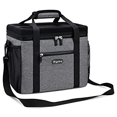 Bagmine Insulated Lunch Bag, Thermal Cooler Lun...