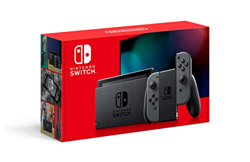 Console Nintendo Switch - Cinza (Nacional)