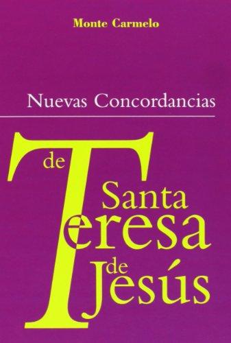 Nuevas Concordancias de Santa Teresa de Jesús (DICCIONARIOS