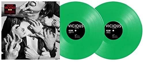 Halestorm Vicious [Exclusivo vinilo verde transparente 2LP] [vinilo] Halestorm