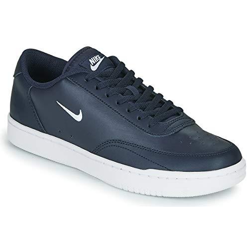 Nike Court Vintage Zapatillas Moda Hombres Azul - 42 1/2 - Zapatillas Bajas Shoes