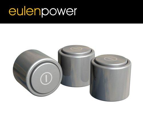nachteule Ersatzbatterien - 3er Pack (CR 1/3 N)