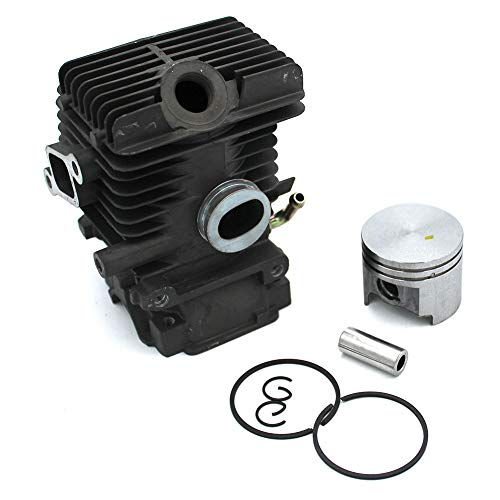 P SeekPro Cylinder Piston Assembly Kits 37mm for Stihl MS192 MS192T MS192TC MS192TC-E MS192TC-E Z M S192T-Z Chainsaw 1137 020 1203 1137 020 1204 1137 020 1202