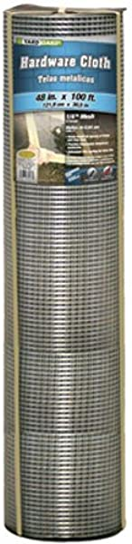 YARDGARD 308242B Fence Height 48 Inches X Length 100 Ft Silver