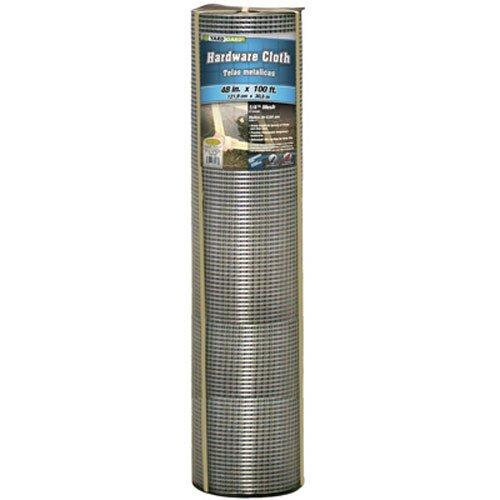 YARDGARD 308242B Fence, 48' X 100', Silver