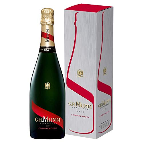 Mumm Cordon Rouge Brut Champagne - 750 ml