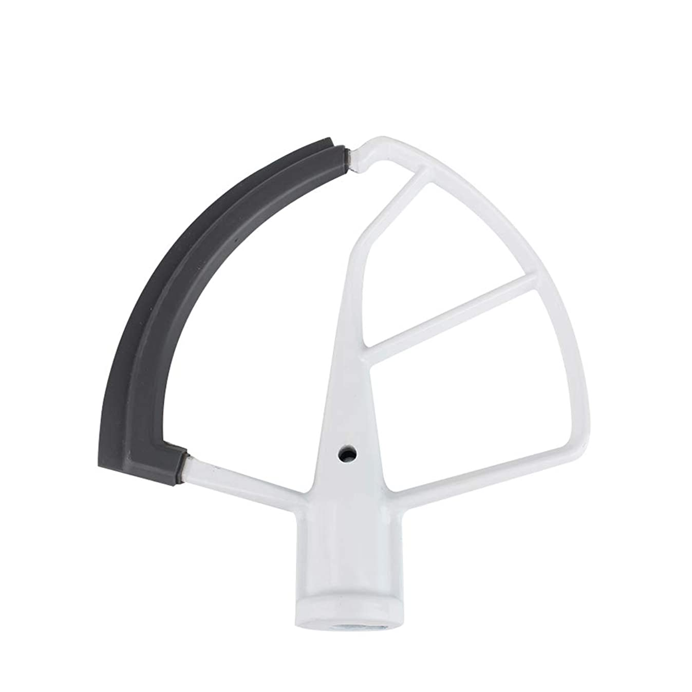Flex Edge Beater Flat Beater blade with Silicone Edges For KitchenAid Bowl Tilt-Head Stand Mixer 5.5-6 Quart KD2661X