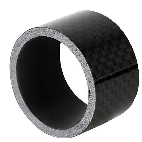 Yagosodee Kohlefaser Mountainbike Headset Gabelscheibe Distanzstück Vorbausätze 3/5/10/15/20 Mm