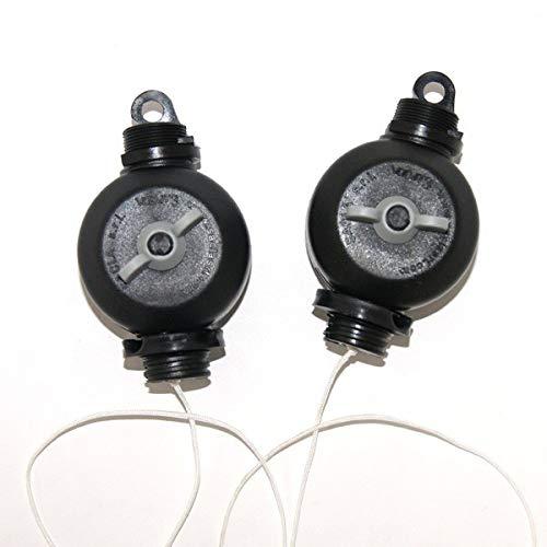 Easy Roller, 2x 5kg, fixation pour lampes réglable, sacla original