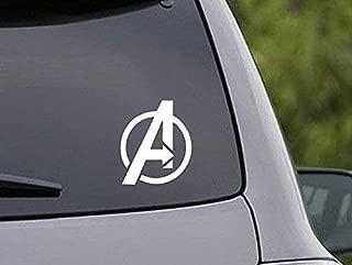 The Avengers Logo Decal Sticker for Car Windows Room Laptop Skin (5.5