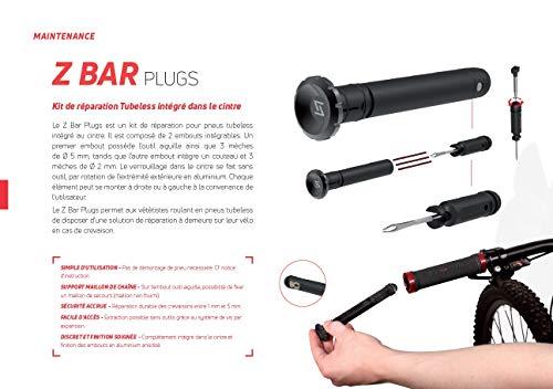 Zefal attrezzi manutenzione Z Bar Plugs Tubeless Repair