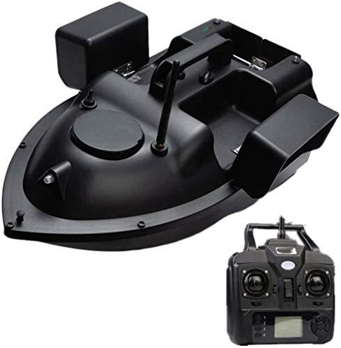 500m Barco cebador de Pescado Barco de Cebo Distancia de Cebo GPS Barco de Pesca teledirigido para Piscinas y Lagos -12000_mAh
