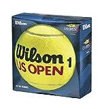 Wilson US Open 9 Jumbo Pelota de tenis, 22 cm, extragrande, óptimo como decoración o para autógrafos, amarillo