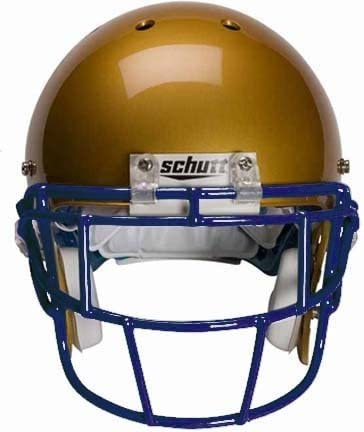 Max 53% OFF Schutt Navy Eyeglass Oral Mesa Mall Protection Helmet EGOP Face Football