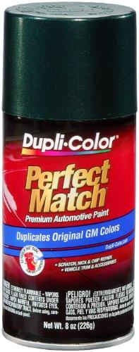 Dupli-Color BGM0520 Medium Green Pearl Metallic General Motors Exact-Match Automotive Paint - 8 oz. Aerosol
