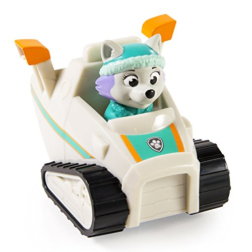 Paw Patrol Everest Racer Vehicle