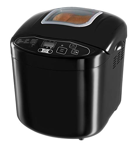 Russell Hobbs 23620 Compact Fast Breadmaker, 600 W, Black