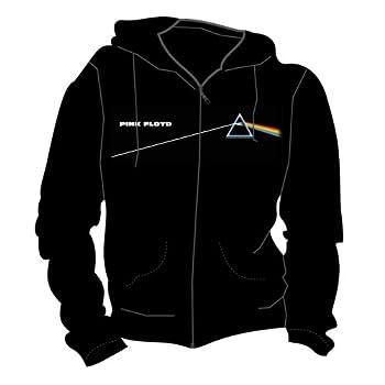 New Dark Side of The Moon Hoody Zipped (BlkSM)