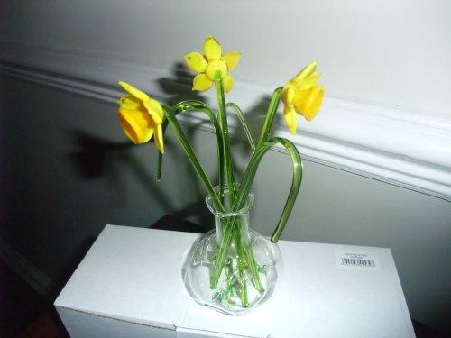 Glass flowers...