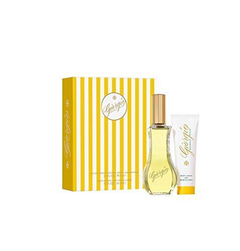 Giorgio Beverly Hills Eau de Toilette 2-teiliges Geschenkset – 90 ml EDT, 50 ml Bodylotion
