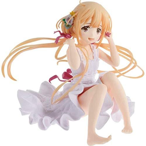 CQ The Idolmaster Cenicienta Chicas - Anzu Futaba 1/8 Escala de Colección Estatua Estatuilla de Serie Animotion Toys