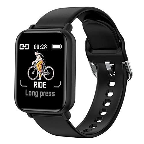 Smartwatch Sportivo Impermeabile on Schermo a Colori Bluetooth