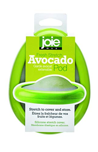 MSC International Joie Fresh Stretch Pod for Avocados, LFGB Approved, One Size, Green