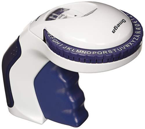 Dymo Omega Estampadora para uso doméstico (Versión Española)