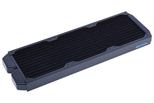 Alphacool 14158 NexXxoS ST30 Full Copper 360mm Radiator - CPU Wasserkühlung - Kupfer/schwarz