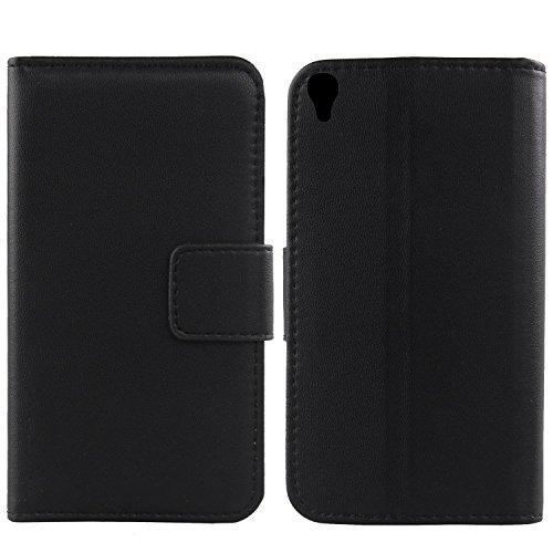 Gukas Design Echt Leder Tasche Für Alcatel One Touch Idol 3 5.5