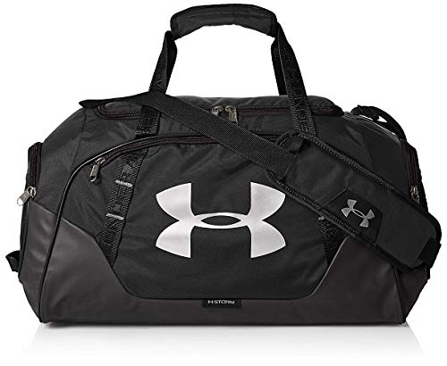 Under Armour Unisex 3.0 innegable Duffel Bag, Unisex, Undeniable, negro