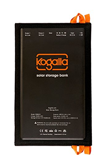 Kogalla: Solar Storage Bank