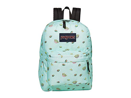 JanSport Superbreak Avocado Party One Size