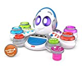Fisher-Price FKC37 Think and Learn Rocktopus, Activity Learning Toy, Kids Robot Educational Toy for 3 Year Olds with Music and Lights