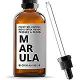 BIO Marulaöl 100% rein, natürlich und kaltgepresst -...