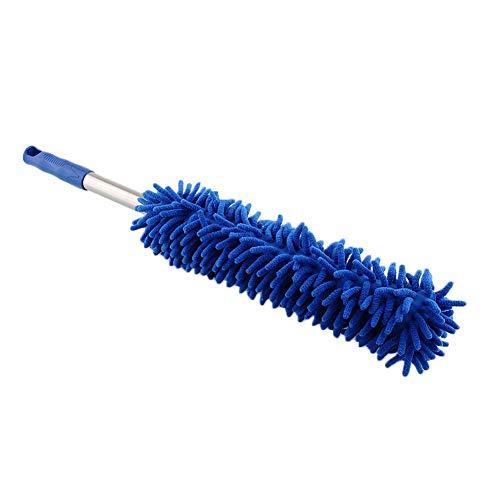 Esponjas bayetas y cepillos, Accesorio for polvo de limpieza automática de lavado de coches cepillo grandes de polvo de microfibra plumero, color al azar de entrega (Tamaño: 57 x 10 cm)