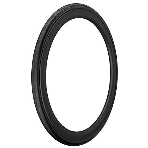 Pirelli Unisex– Erwachsene P Zero Velo 4S Rennrad Reifen, Black/Blue, 25-622