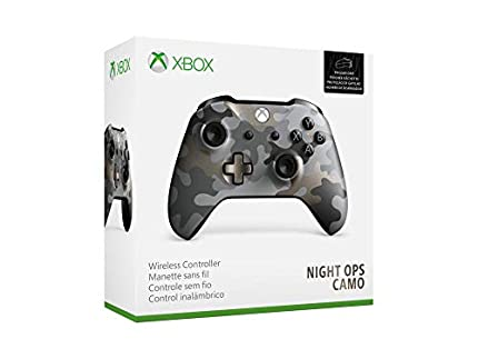 Microsoft - Mando inalámbrico, Black Ops Camo [Edición Especial] (Xbox One)