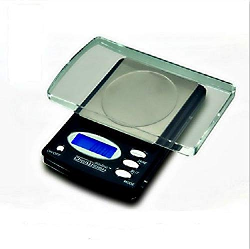 New Deluxe Digital Lab Scale 1000 Gram x 0.1g - Weigh Troy, Ounce, Pennyweight, Grains, and Carats