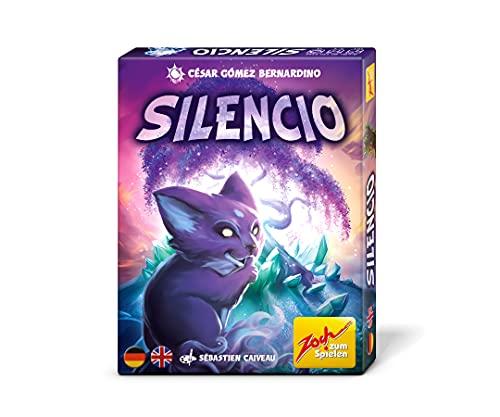 Zoch 601105142 Silencio, Das wortlose Kartenspiel,...